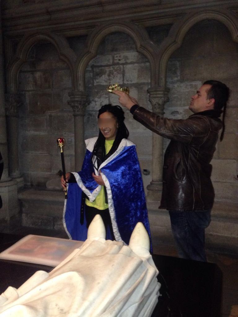 Visite contée à la Basilique : une histoire de voix royale