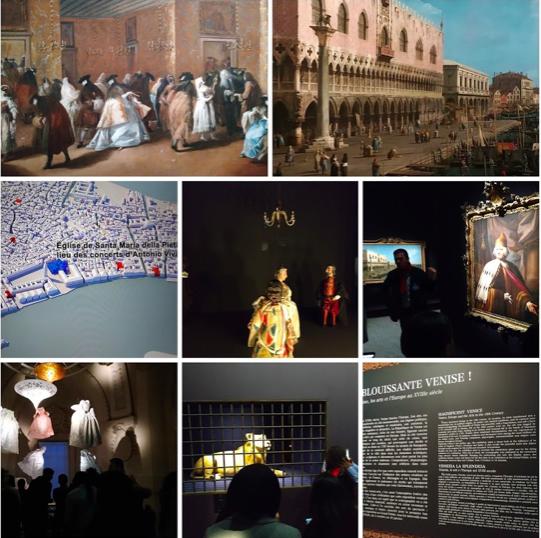 Exposition au Grand Palais : Eblouissante Venise !