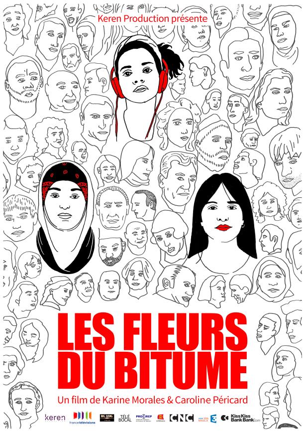 """L'égalité hommes-femmes autour des """"Fleurs du bitume"""""""