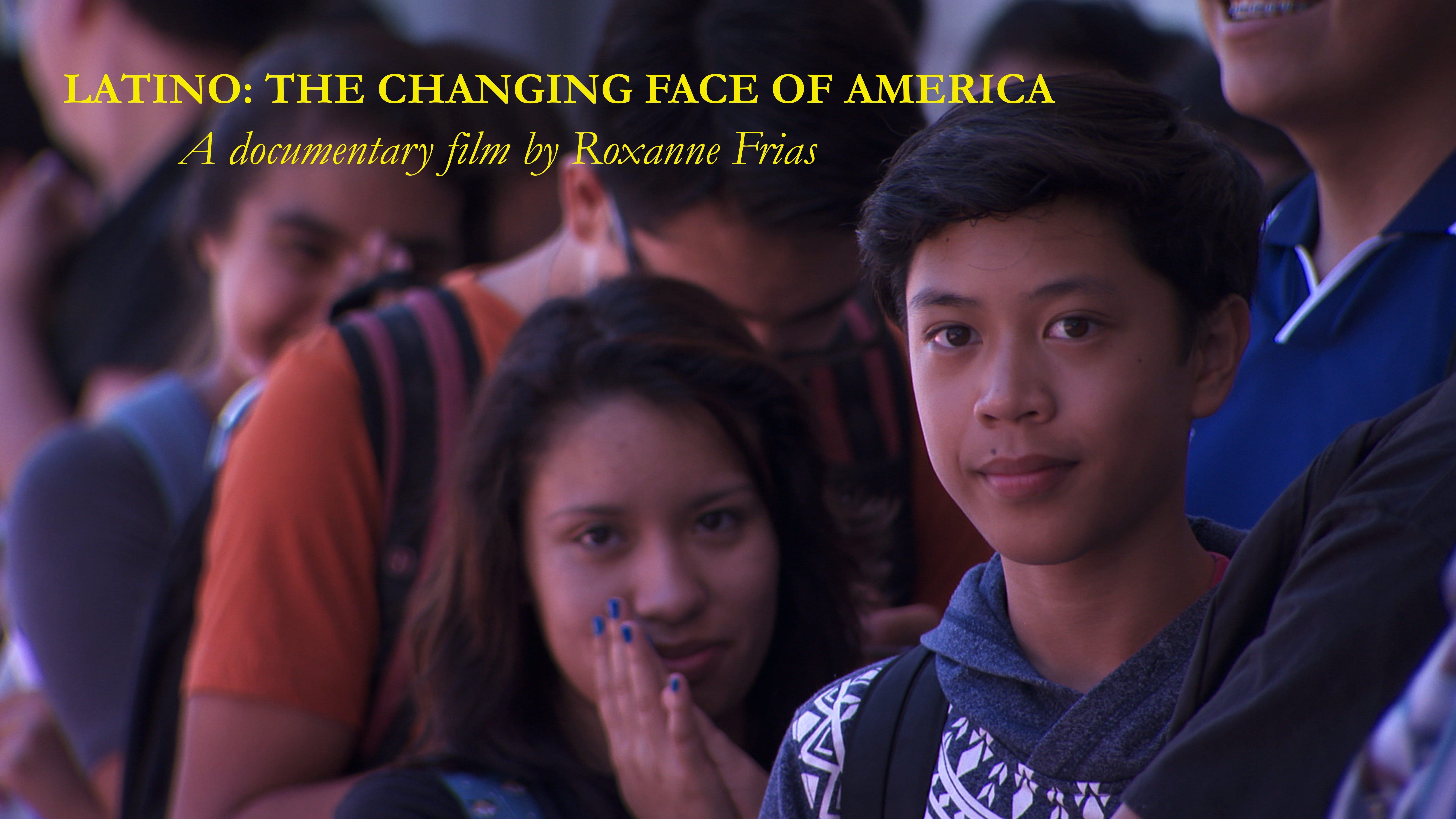 "Projection ""Latino, the changing face of America"" le 10 janvier"