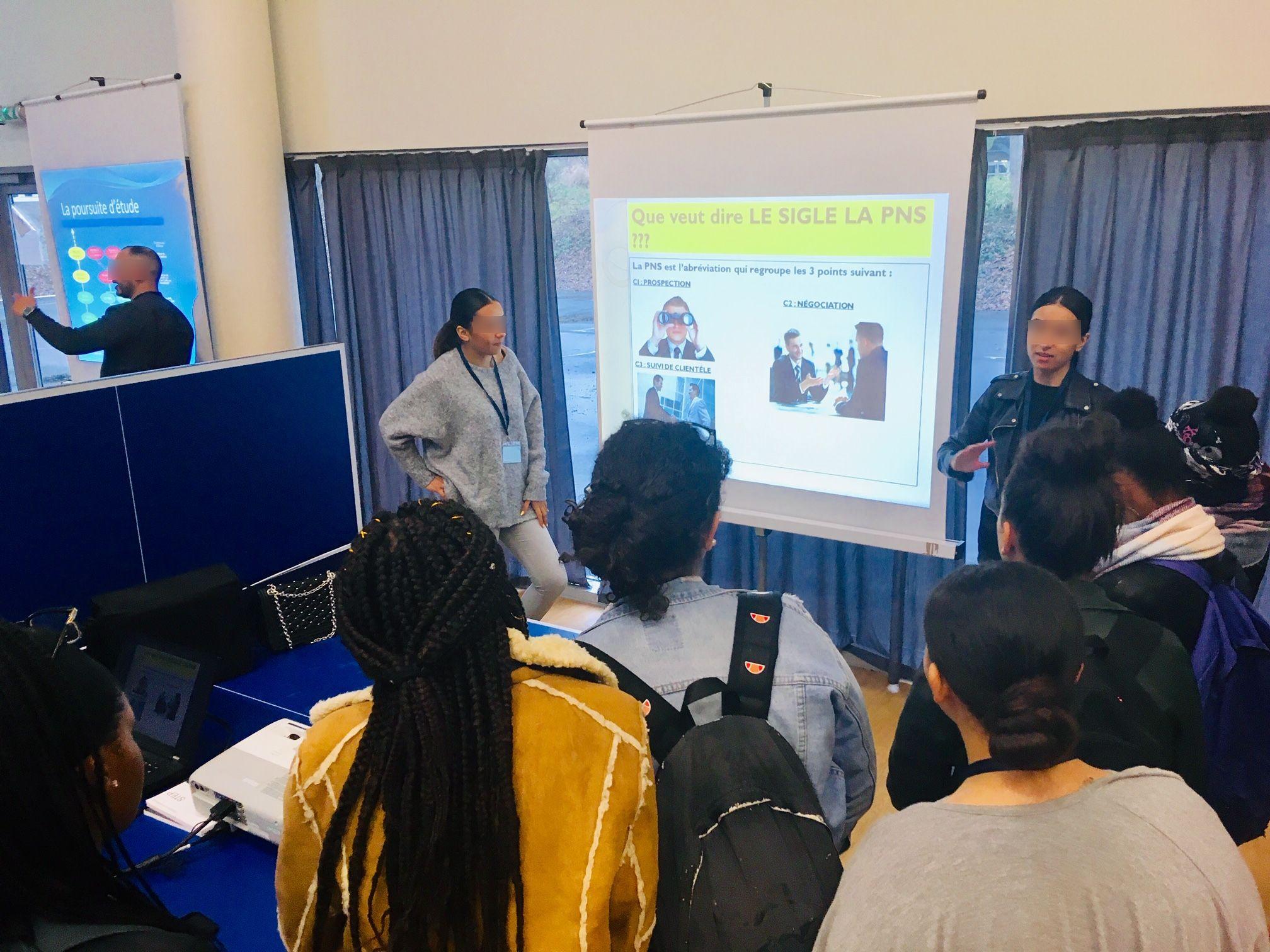 JPO Pro, 2e : les lycéens pro accueillent les collégiens et les 2nde