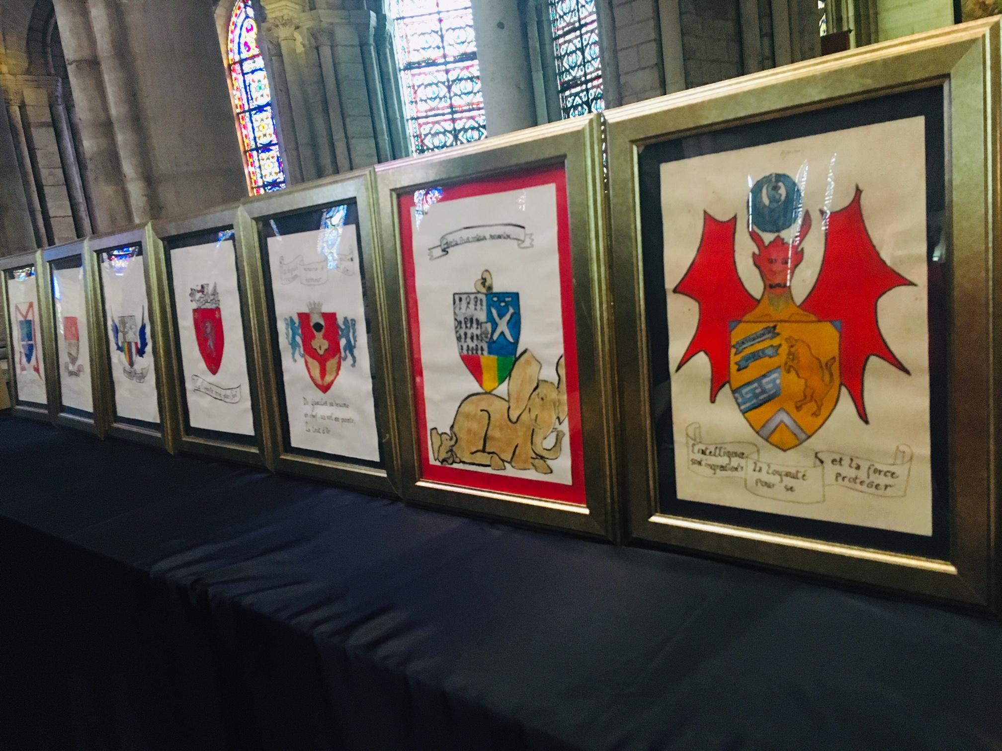 Artexpo : l'art au service de l'expression du talent des élèves