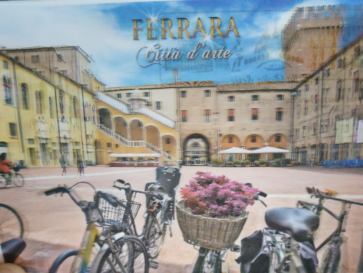 Vélo Boulot Dodo : Les Secondes ESABAC à la découverte de Ferrare