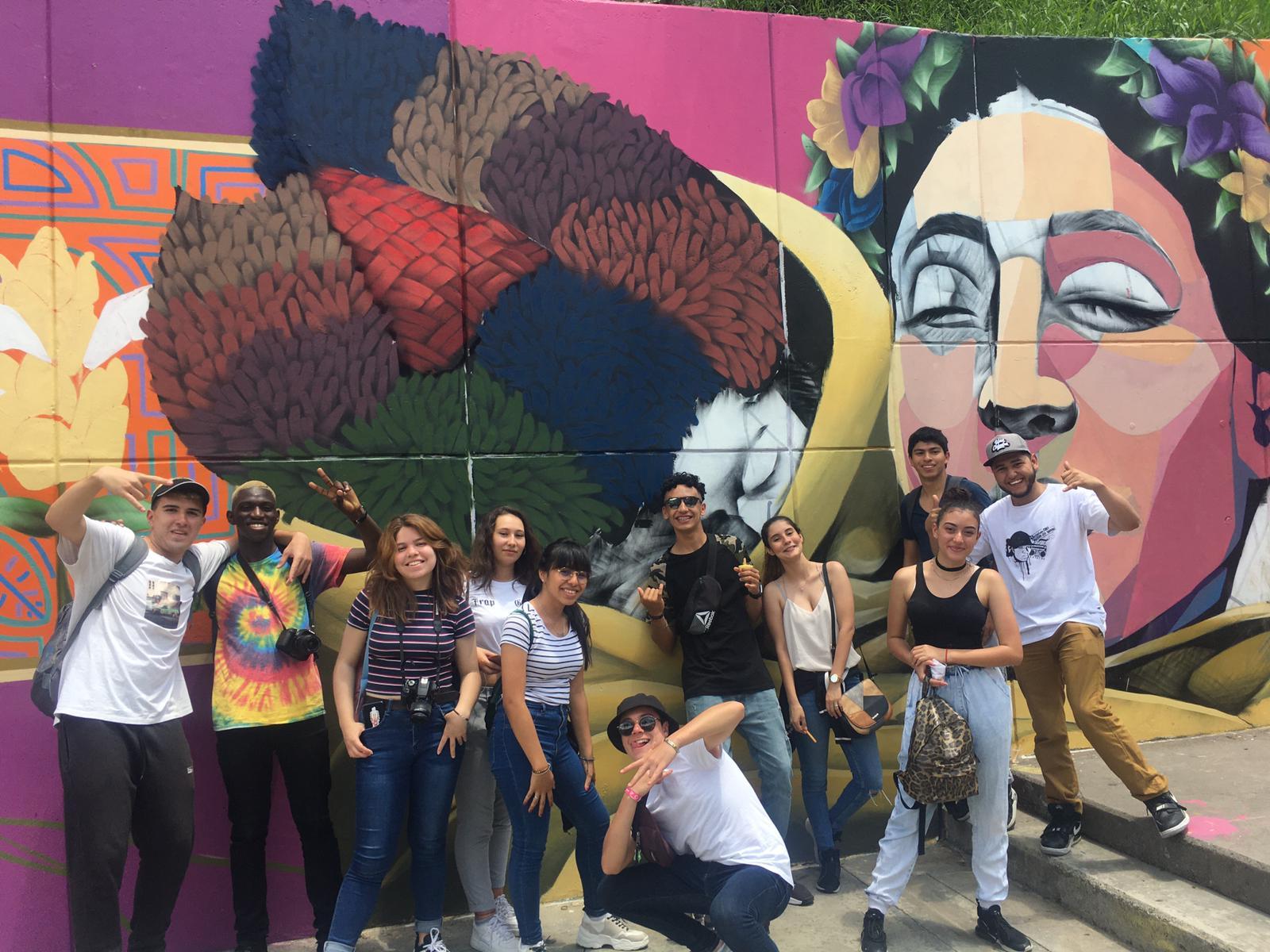 De Suger à Medellin : carnet de voyage