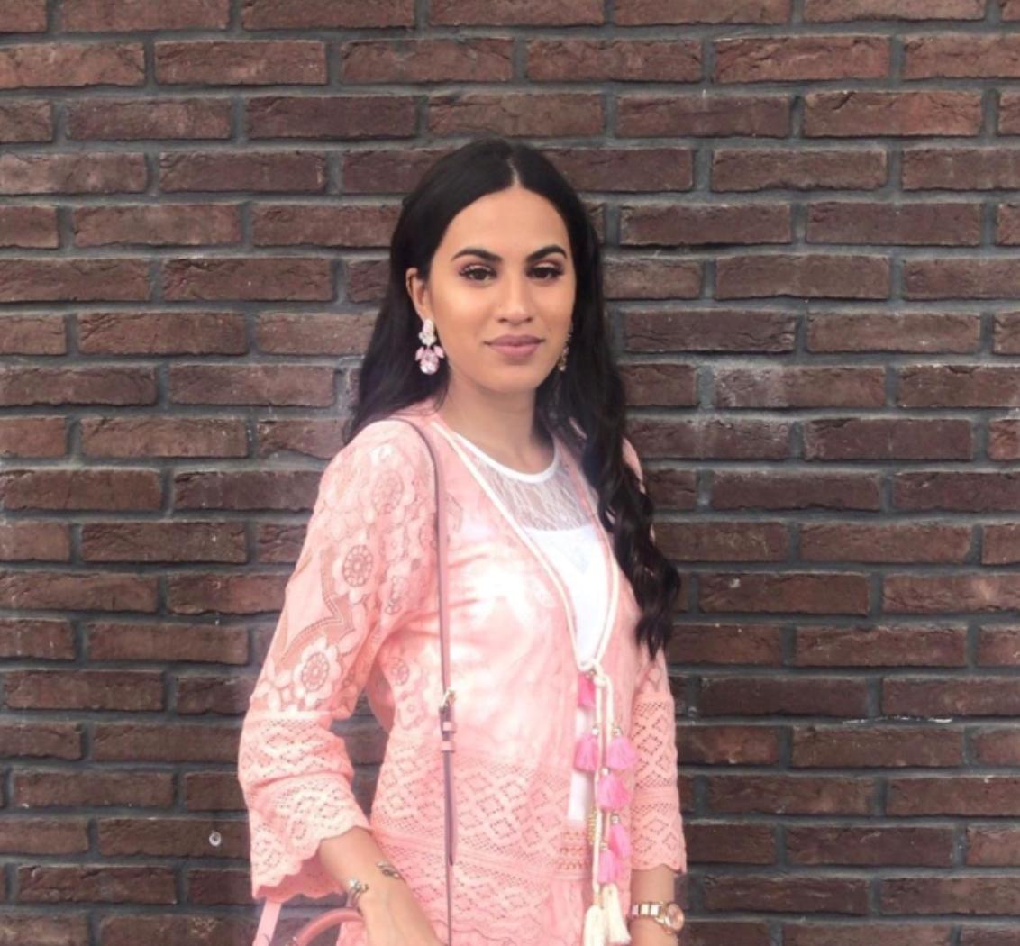 Shazia, Master traduction juridique et financière à La Sorbonne