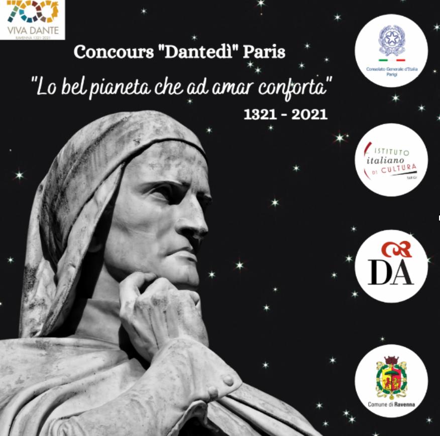 """Concours """"Etoiles et planètes chez Dante"""" : découvrez les productions des élèves !"""