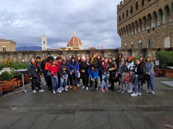 Echange Esabac à Florence, sur les traces de Leonardo da Vinci