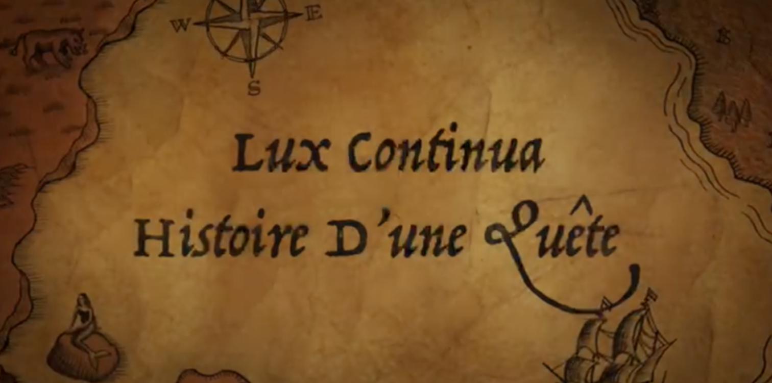 Lux Continua (A nous la Basilique !) pour les 1ere MA ! Un projet coopératif sur le territoire dyonisien