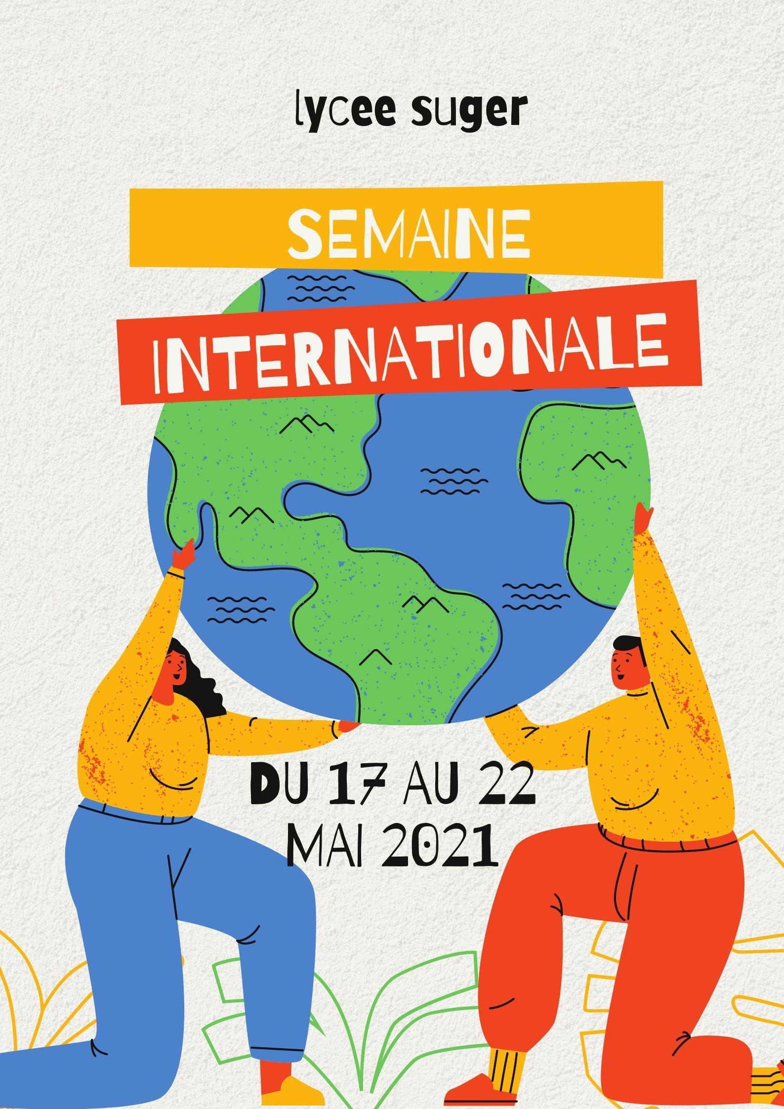 Semaine internationale du 17 au 21 mai sous le signe de la musique